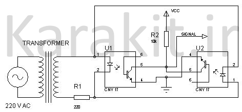 zero cross detection circuit