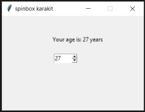 tkinter spinbox